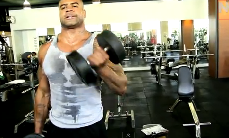 Shawne Merriman Workout Workout When Merriman Will