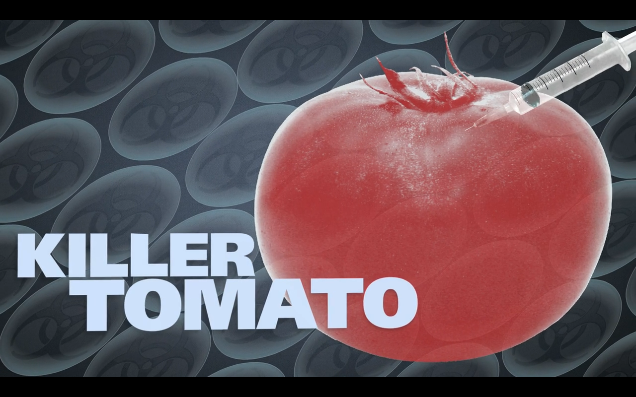 GMO Killer Tomato
