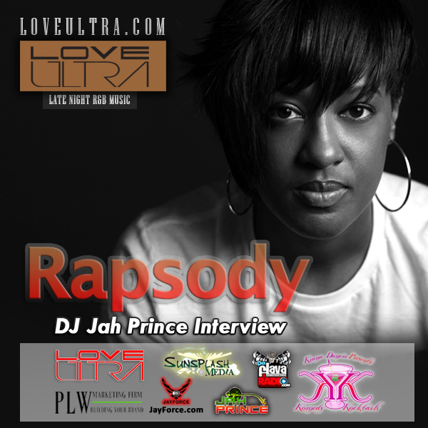Rapsody Interview with DJ Jah Prince