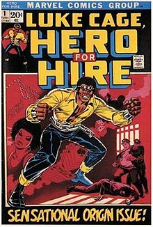 Luke Cage - Hero For Hire