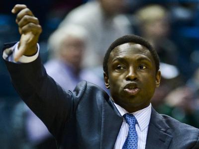Coach Avery Johnson