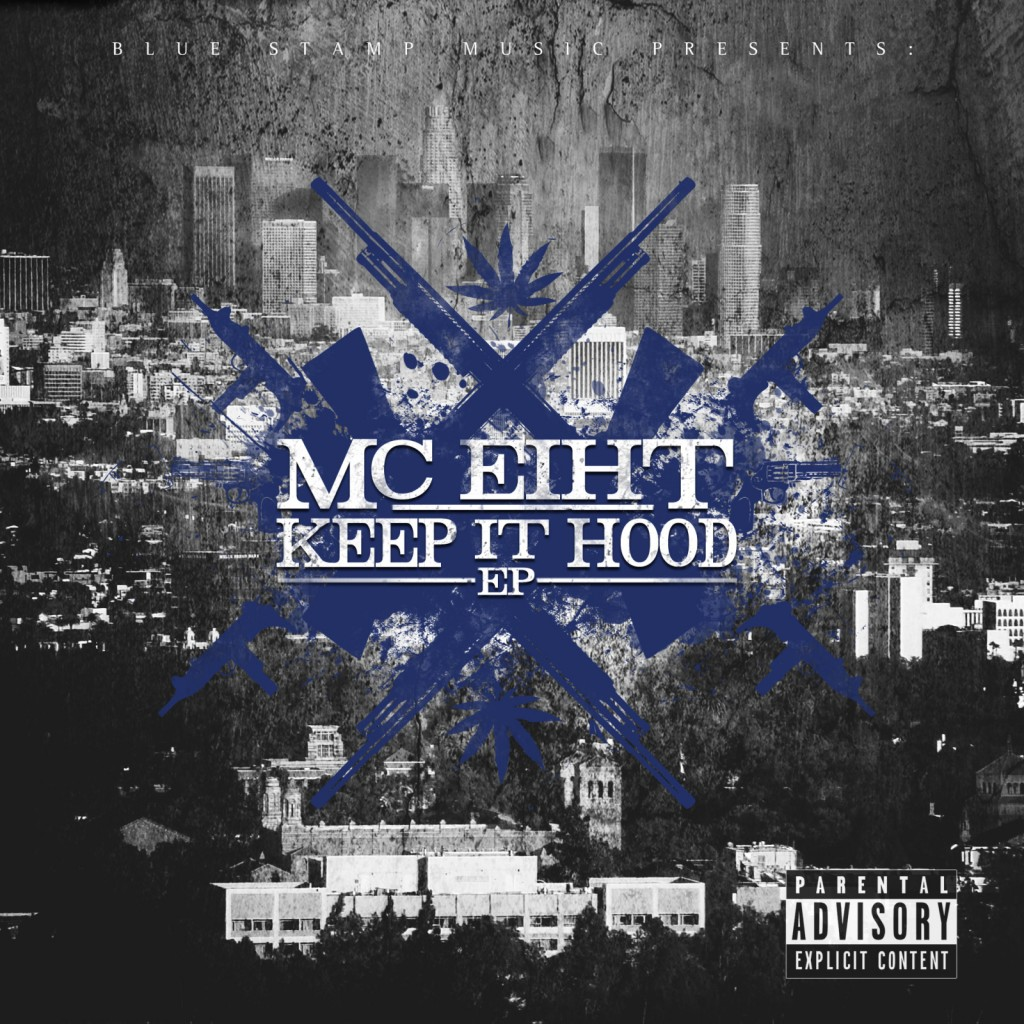 MC Eiht - Keep It Hood art