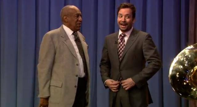 Bill Cosby x Jimmy Fallon