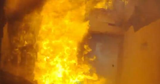 Detroit Firefighter