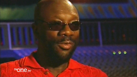 Isaac Hayes - TV ONE - Jayforce.com
