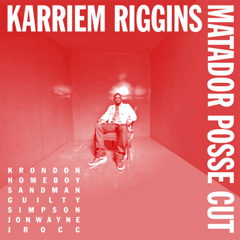Karriem Riggins - Matador Posse Cut cover