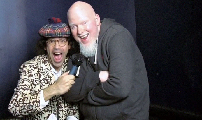 Nardwuar x Brother Ali