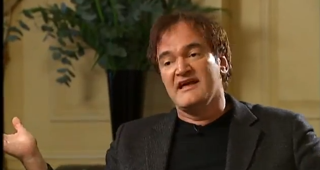 Quentin Tarantino - Jayforce.com