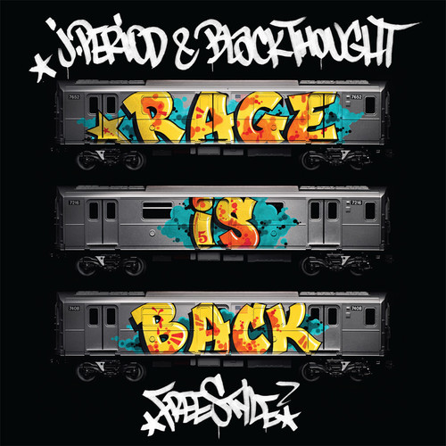 Rage Is Back art