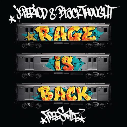 Rage Is Back art