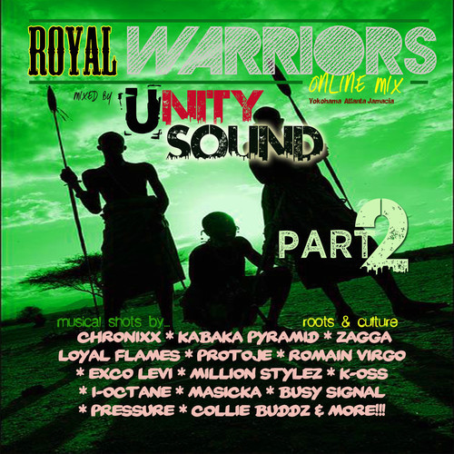 Royal Warriors Culture Mix Part 2 art