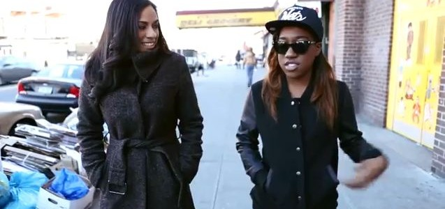 Sharon Carpenter of GlobalGrind x T'yanna Wallace
