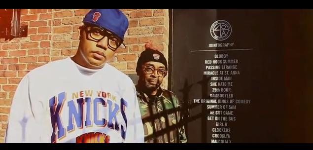 skyzoo spike lee was my hero feat talib kweli video