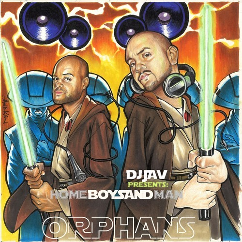 Homeboy Sandman x DJ JAV