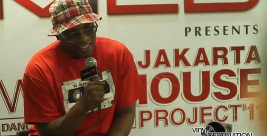 DJ Jazzy Jeff - Jakarta - Jayforce.com