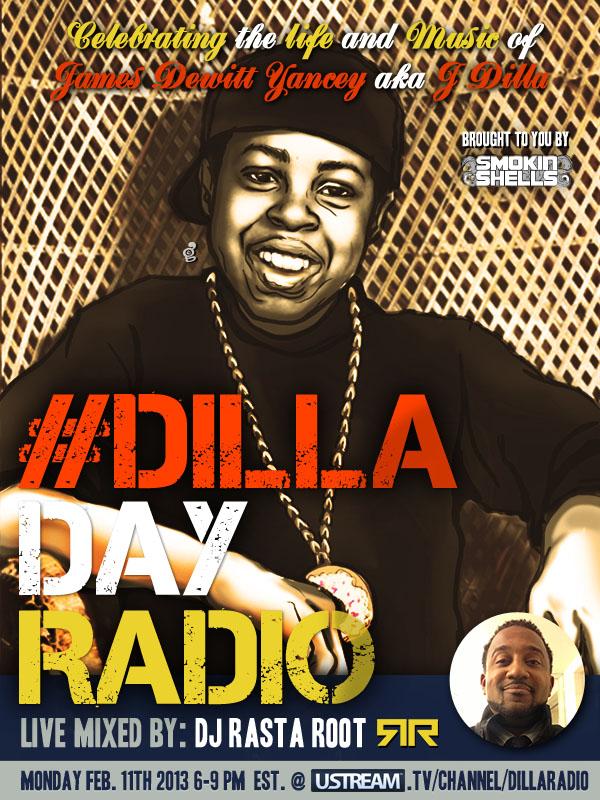 Dilla Day Radio