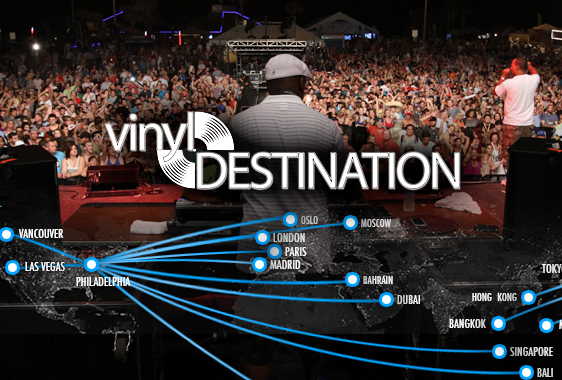 Dj Jazzy Jeff - Vinyl Destination