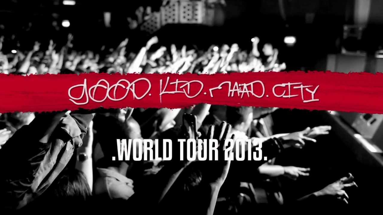 Kendrick Lamar World Tour