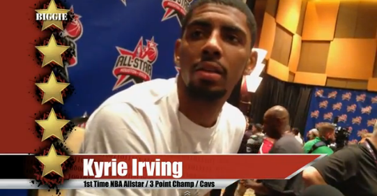 Kyrie Irving - Jayforce.com