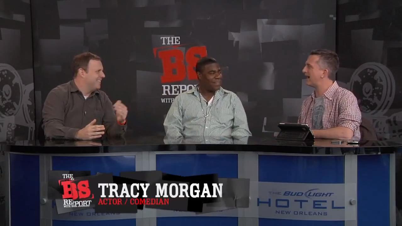 Tracy Morgan (Center)