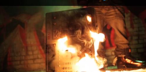 Burning Beat Machine - Jayforce.com