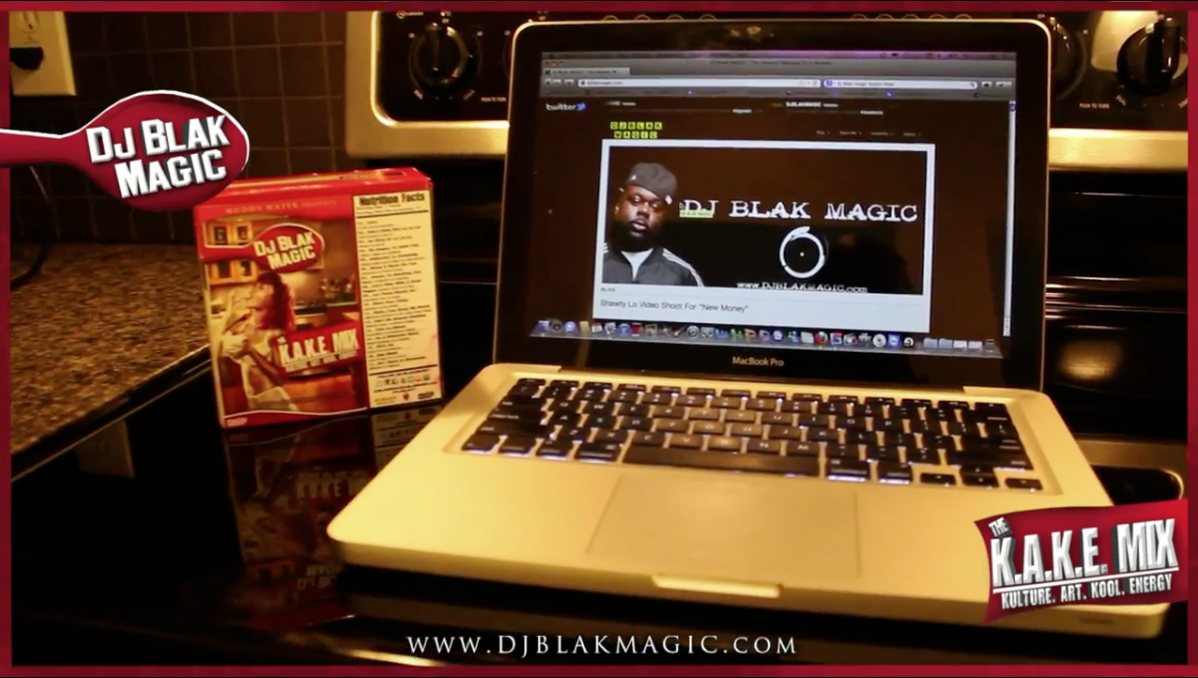"DJ Blakmagic – ""The K.A.K.E."" MIX"