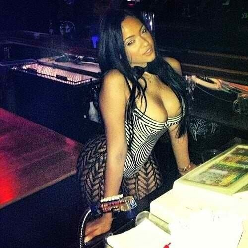 Beautiful Bartender