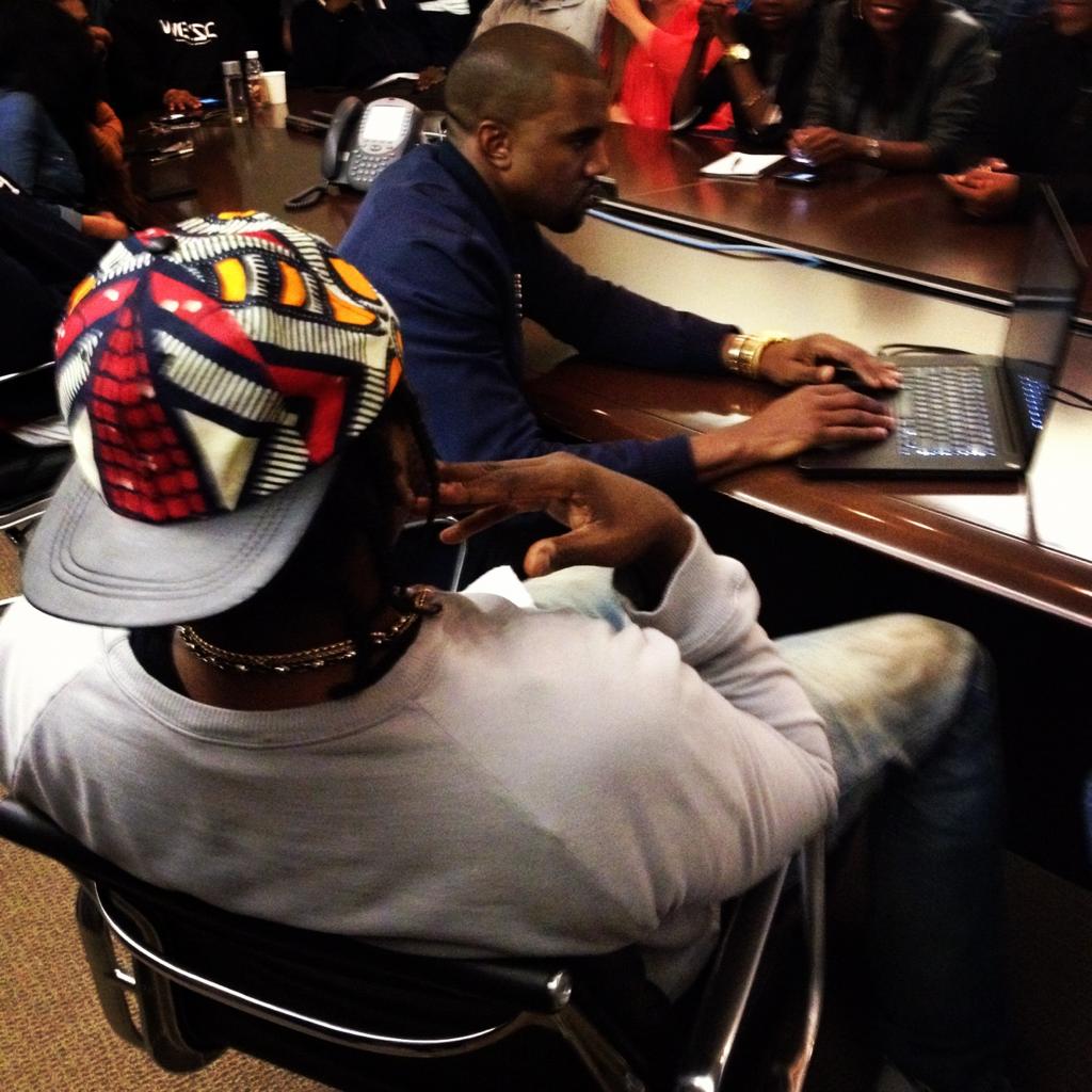 Jayforce.com - Kanye PUsha T