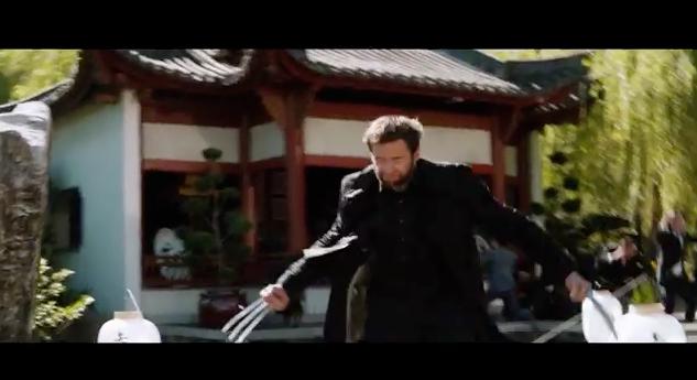 The Wolverine - JAYFORCE.COM