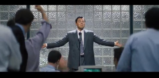 Wolf Of Wall Street - JAYFORCE.COM