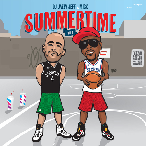 dj-jazzy-jeff-mick-boogie-summertime-vol-4-mixtape-cover
