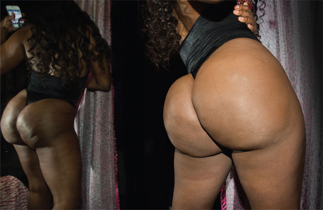Ass And Blacks 65