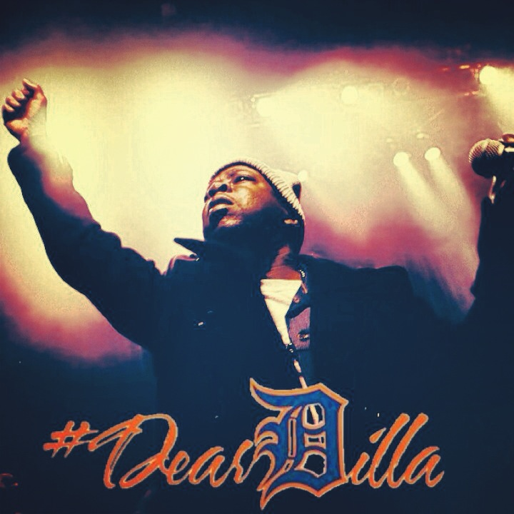 The Beatz & Lyrics Show w_ Jayforce 2_8_14 (#Dear Dilla Edition)