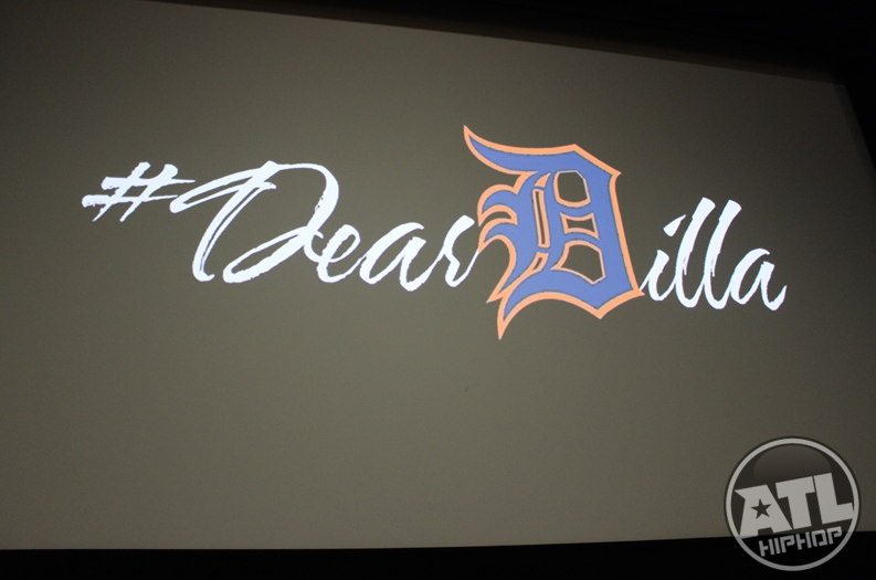dear dilla screen