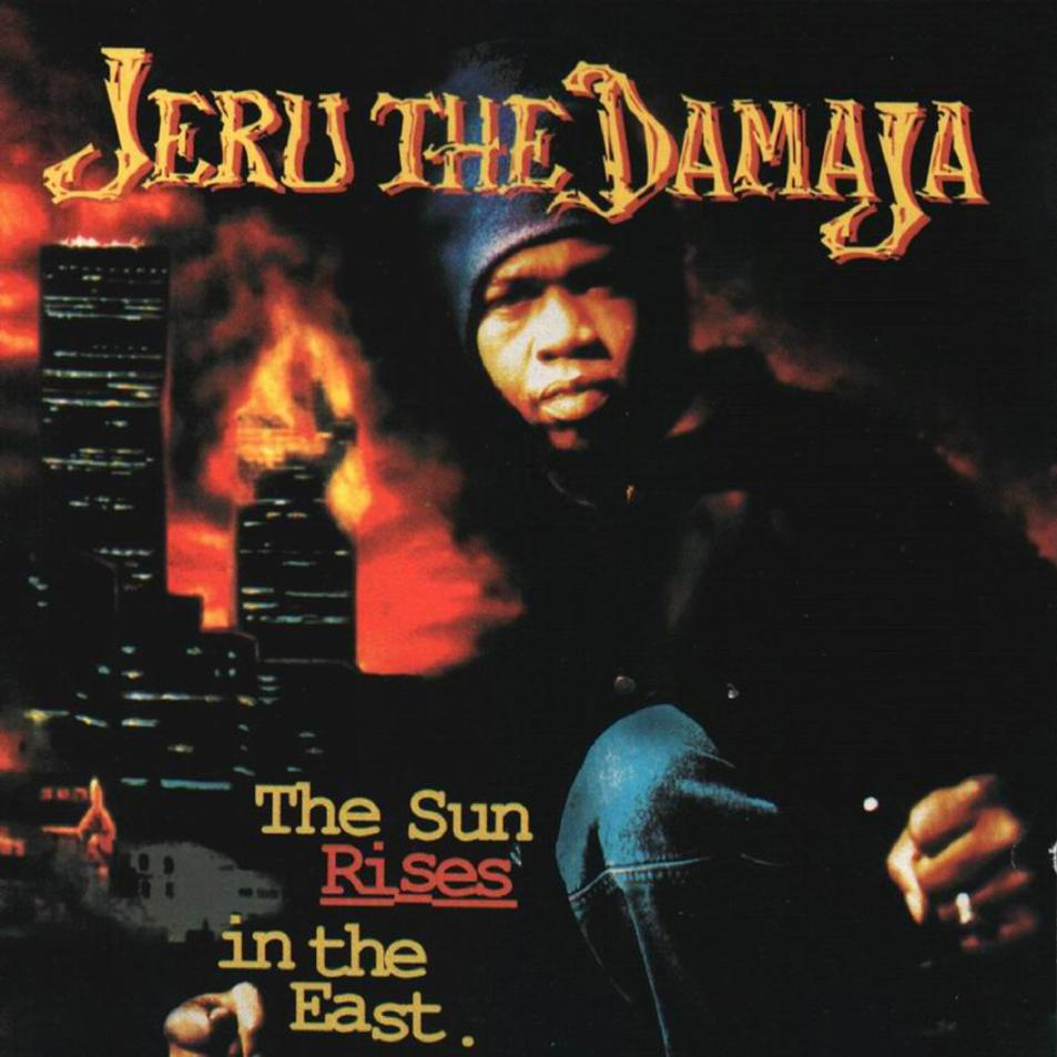 Jeru-The-Damaja-The-Sun-Rises-In-The-East-1994-Front