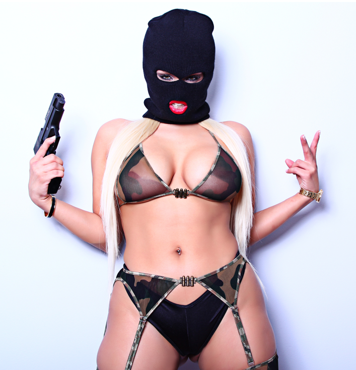 Luchini Robbers - JAYFORCE.COM