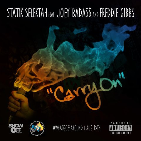 Statik.Selektah.Carry.On