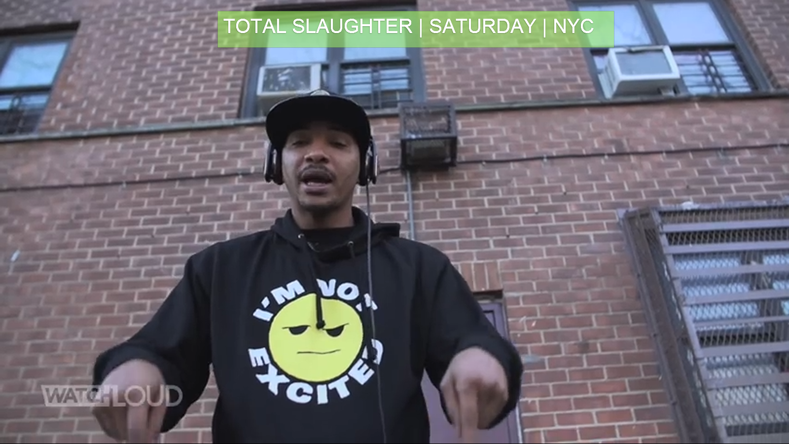 Total slaughter bright lights documentary video