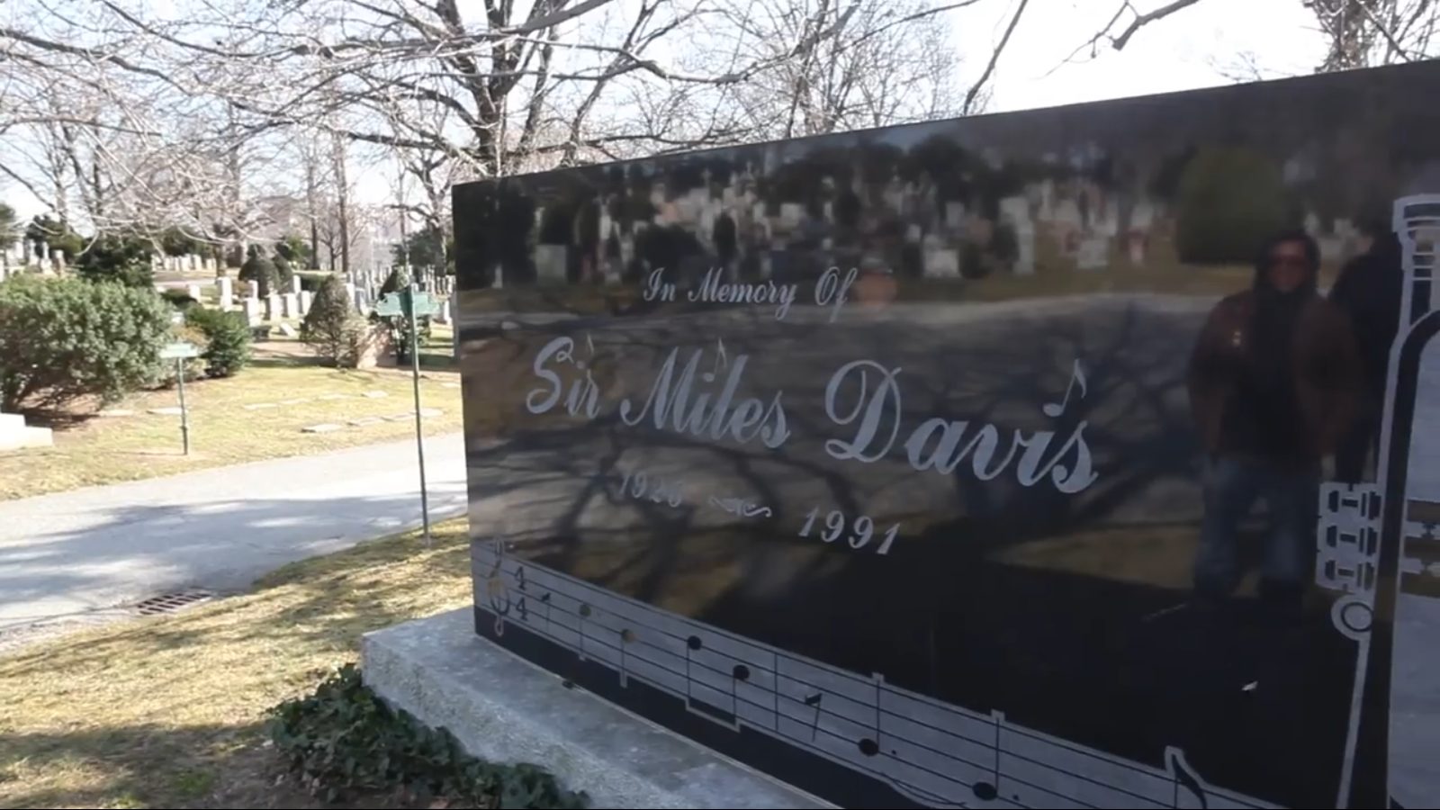 Miles resting place
