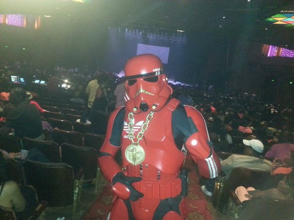 The Beatz & Lyrics Show with Jayforce_ Red Storm Troopers