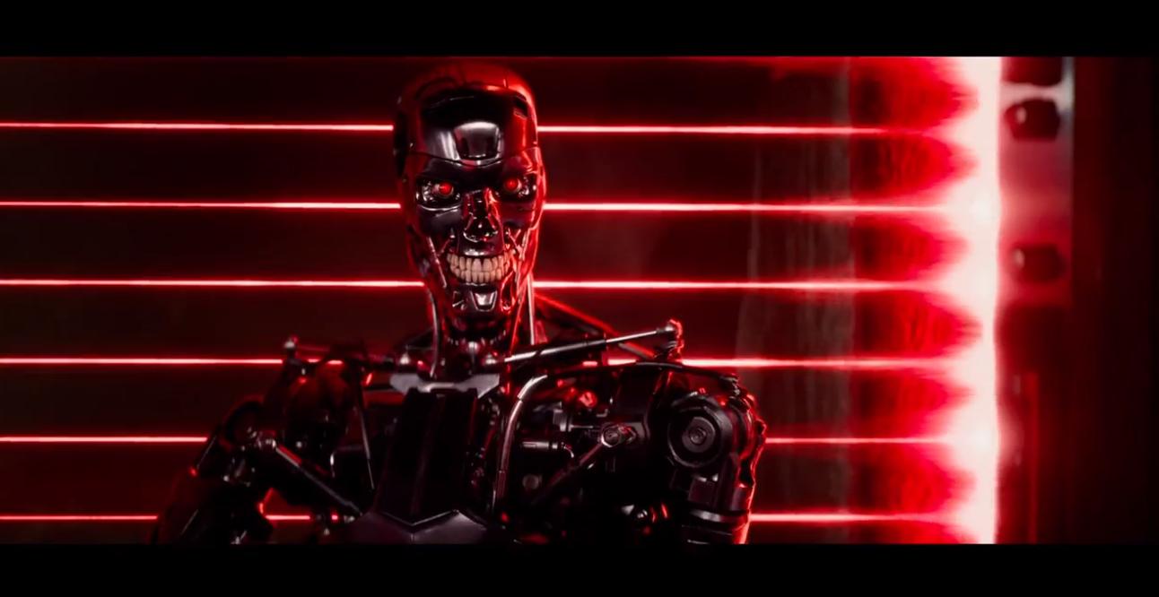 Terminator evil