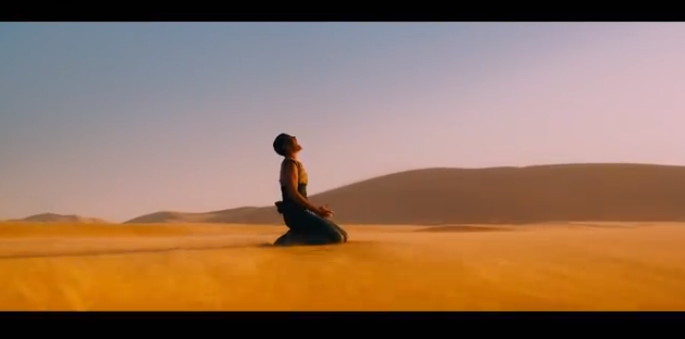 Mad Max - Jayforce.com - Desert Cry