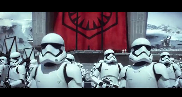 STAR WARS - STORM TROOPERS