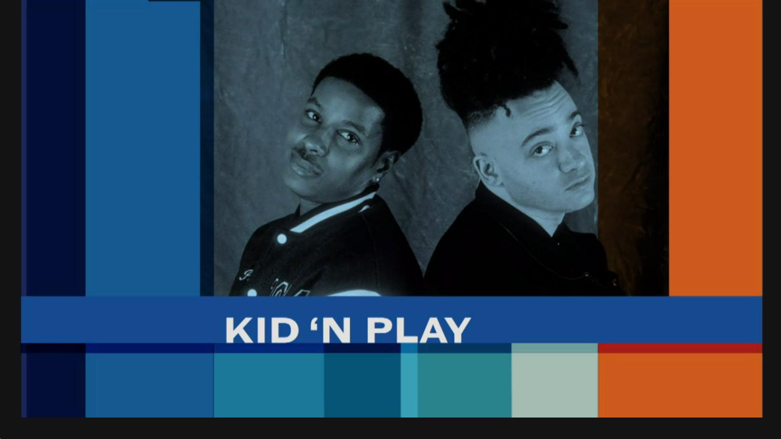 Unsung Kid N Play