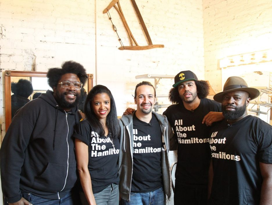 082515-shows-hha-cypher-2015-hamilton-Quest-Love-Rene-Eliyse-Goldsberry-Lin-Manuel-Daveed-Diggs-Black-Thought