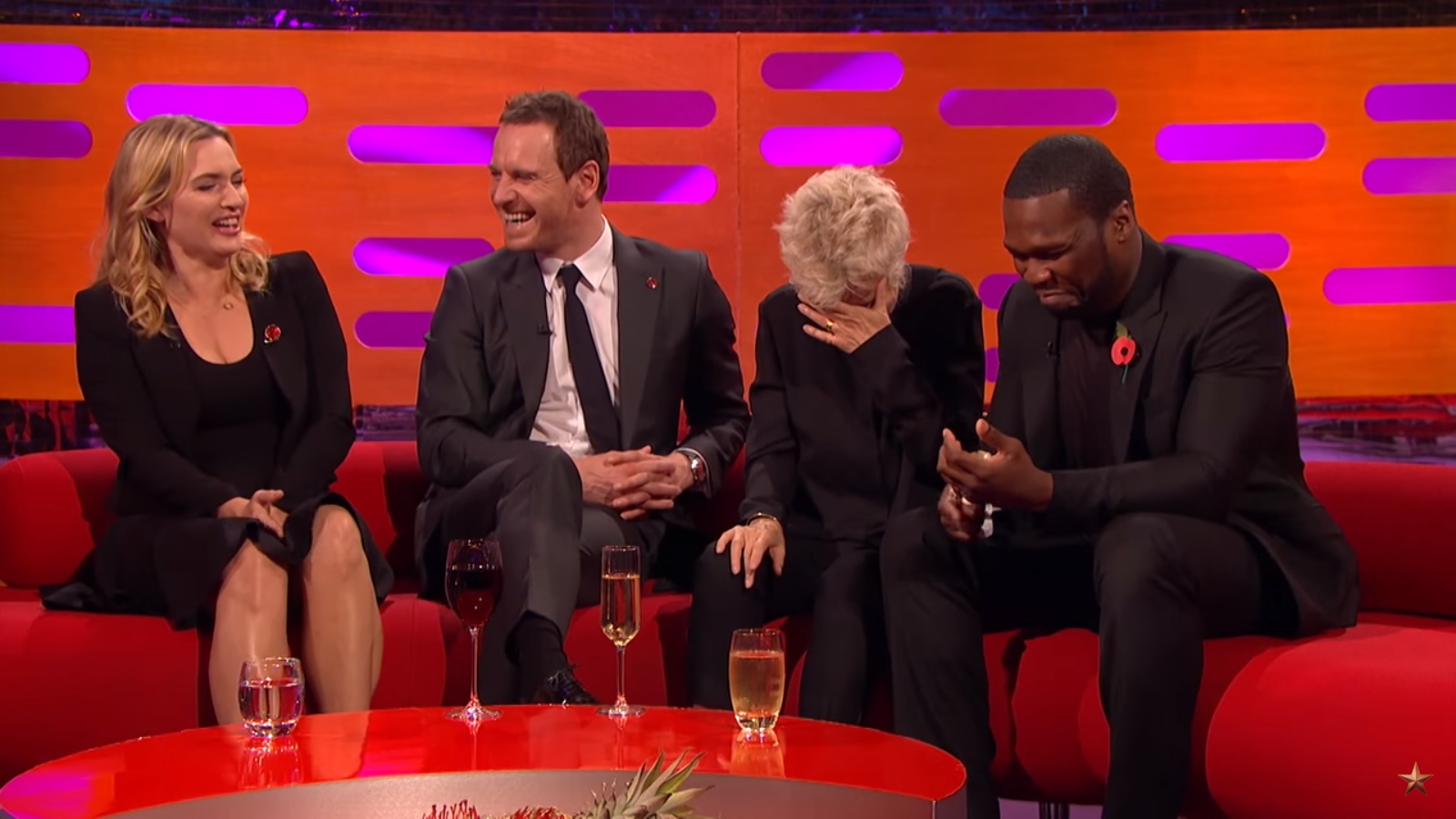 Julie Walters Feels 50 Cent S Tongue Video Jayforce