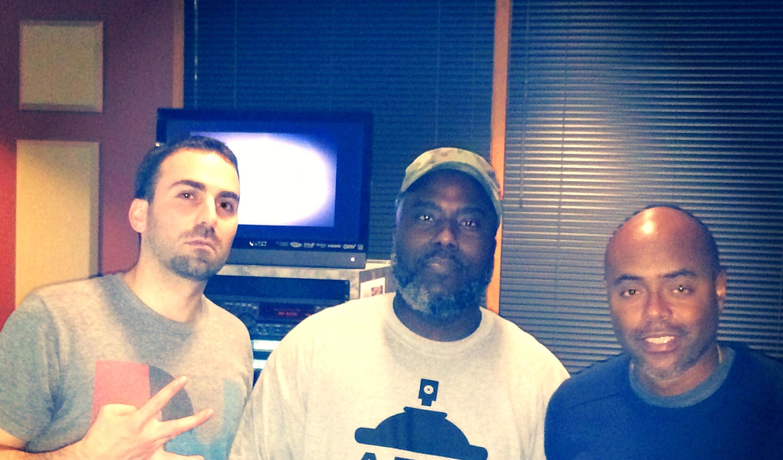 DJ Hyphen, ArtByOdell, J Moore