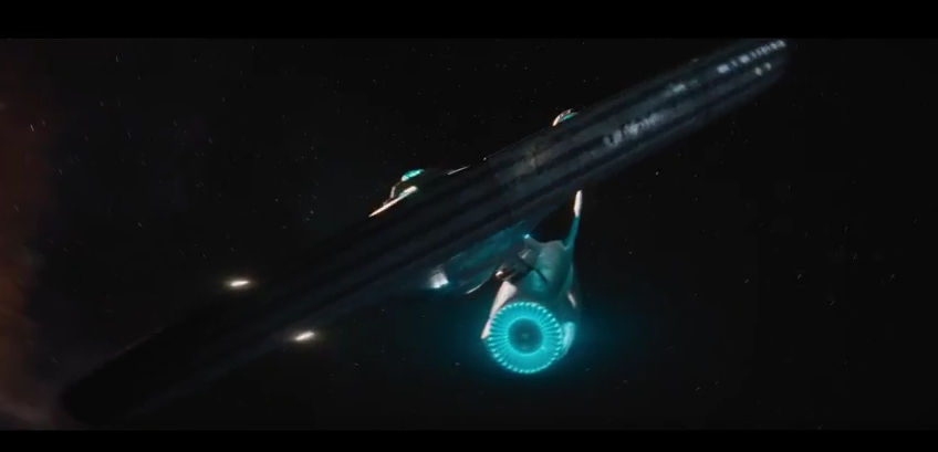 STAR TREK BEYOND - ENTERPRISE