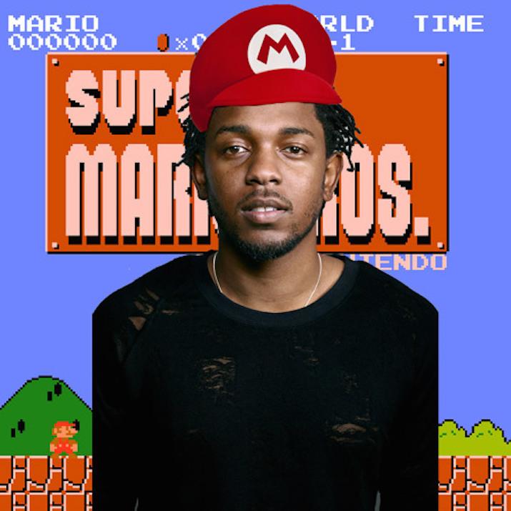 King-Kunta-Mario-Bros