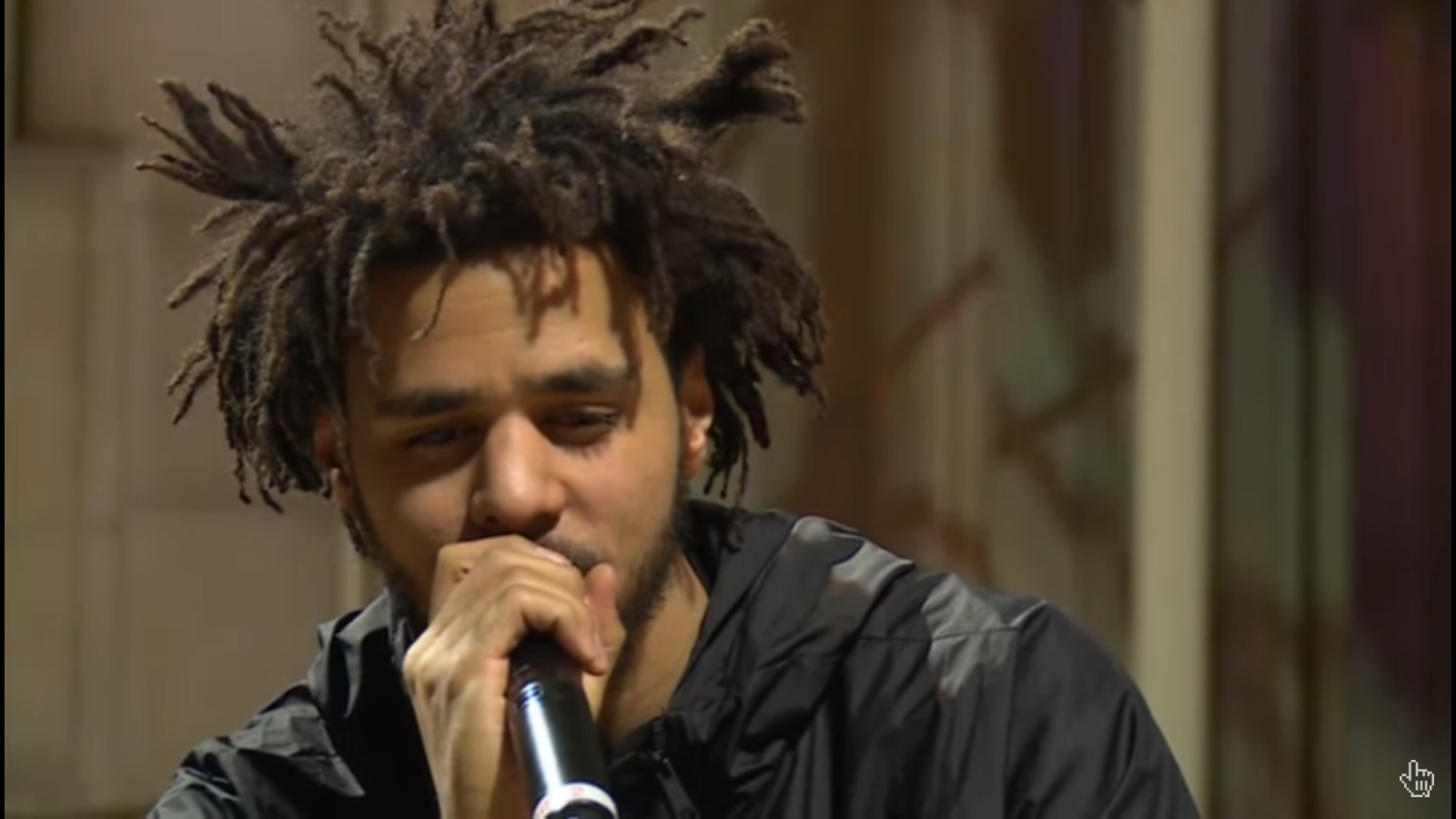 J Cole 2014 Hair Ryan Coogler Interview...